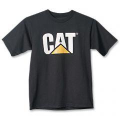 CAT Black FSF Cat Tee