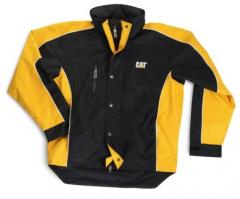 Men's Jacket Black/Gold