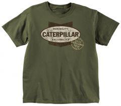 CAT Green Durability T-shirt