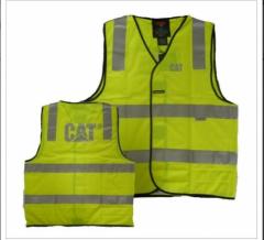 CAT Safety Vest UNVEST001 Australian Standard D/N.