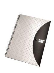 Cat A4 Spiral Notebook