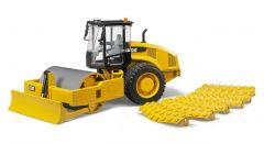 1:16 CATERPILLAR Vibrating Soil Compactor
