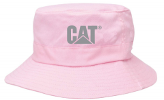Kids Twill Bucket  PINK Hat w/Toggle Bucket Hats