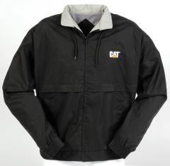CAT Black/Tan Poplin Jacket