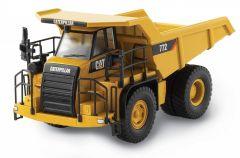 CAT 1:50 772 Off-Highway Truck Norscot Diecast
