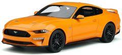 Ford 1:18 2019 Mustang - Orange Fury