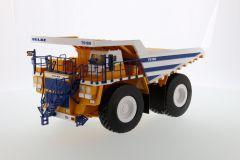 BELAZ 75180 1:50 Dump Truck White Body