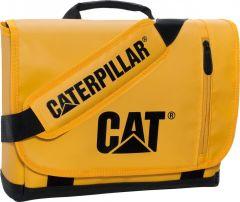 Cat Small Messanger Bag Yellow / Black