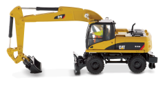 CAT 1:87 M318D Wheel Excavator High Line HO Series