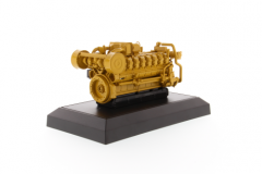Cat 1:25 G3516 Gas Engine Core Classic Edition