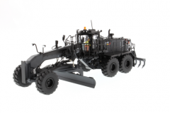 Cat 1:50 Black 18M3 Motor Grader Special Onyx Black High Line Series