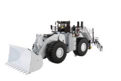 Cat 1:50 994K Wheel Loader White Coal ver. High Line Series