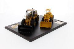 Cat 1:50 966A & 966M Wheel Loader Evolution Series