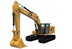 Cat 1:50 330 Next Generation Hydraulic Excavator High Line Series