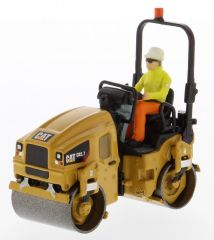 CAT 1:50 CB-2.7 Utility Compactor High Line Series