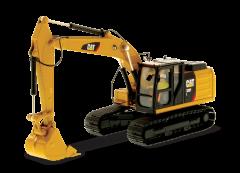 CAT 1:50 320F L Hydraulic Excavator High Line Series