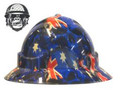 AUSSIE TO THE CORE - Cool Hard Hats