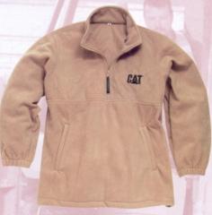 Cat Women's Fleece Jacket