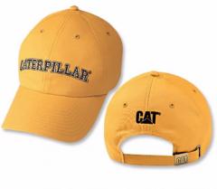 Cat Twill Cap- Mustard