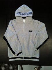 Zipper Sweatshirt- M