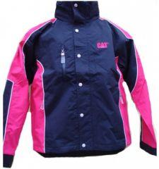 Cat Ladies Jacket Black/Pink