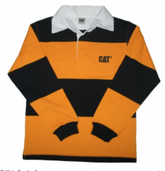 CAT Kids Rugby Black / Gold