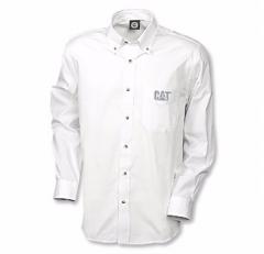CAT White Men Shirt