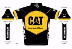 Bib and Brace Cycle Nicks- M CAT Underground Mining