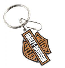 Key Chain Enamel - Bar & Shield