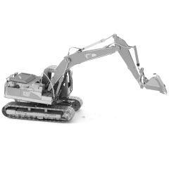 3D Metal Model Kit CAT Excavator Metal Earth DIY Assembley
