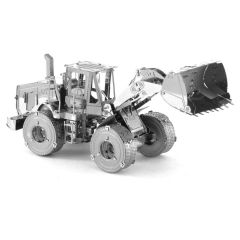 3D Metal Model Kit CAT Wheel Loader Metal Earth DIY Assembley