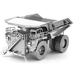 3D Metal Model Kit CAT Mining Truck Metal Earth DIY Assembley