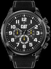 CAT Operator Watch Multi Black/White Nylon Strap