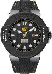 CAT Shockmaster 3HD Watch Black with Nylon Strap