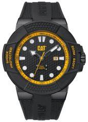 CAT Shockmaster Watch Black/Yellow - IP Silicone