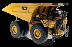 Cat 1:50 793D Mining Truck Core Classic Edition