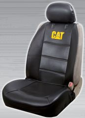 Cat Sideless Seat Cover (Single) Single Seat