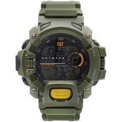 CAT Digital Military Green Watch