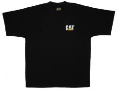 CAT Black LHB Cat Tee