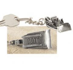 4445378 - Caterpillar Dozer Key Chain