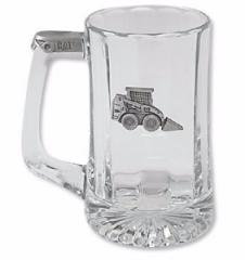226 Skid steer Glass Mug