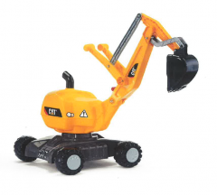 rollyDigger Cat with wheels