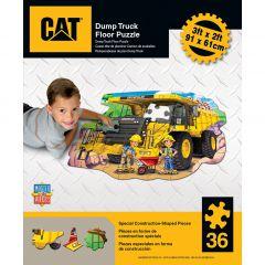 Cat Dump Truck Floor Puzzle 36pc 11735