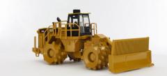 CAT 1:50 836G Landfill Compactor OLD NORSCOT ITEM