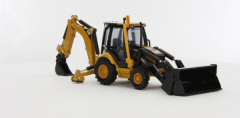 CAT 1:50 420E Backhoe Loader OLD NORSCOT ITEM