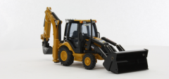 CAT 1:50 432E Side Shift Backhoe OLD NORSCOT ITEM