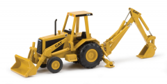 CAT 1:32 416C Backhoe (Commemorative) OLD NORSCOT ITEM