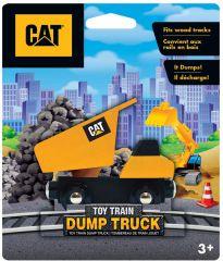 Toy Train CAT Dump Truck