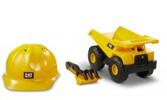CAT Construction Fleet Dump Truck Sand Set