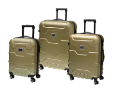 CAT Roll Cage - GOLD NESTED 3-PACK 18' 24' 28' Trolley Case